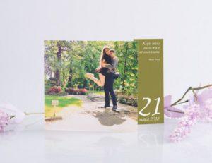 foto zaproszenie na ślub